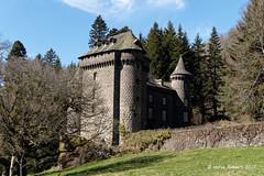 15 Fontanges - Palmont Manoir (Herve_R 03) Tags: france architecture auvergne castle château cantal