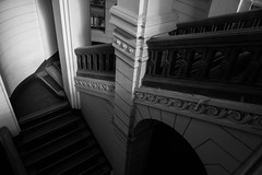 Museo Bellas Artes (javi.hope) Tags: blackandwhite black white canon reflex t6 chile museo bellas artes art