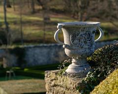 Bodysgallen Hall (alh1) Tags: bodysgallenhall historichouseshotels northwales cymru wales urn