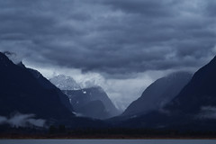 Valley (Kristian Francke) Tags: mountains mountain bc canada britishcolumbia nature landscape outdoors blue storm pentax