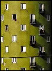 Le Corbusier, Bobigny. (the jacal) Tags: orcorbusier bobigny paris suburbs banlieu france minimalist om 100mm f28 om100mmf28