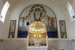 Otto Wagner Kirche (Don Claudio, Vienna) Tags: jugendstil spital steinhof
