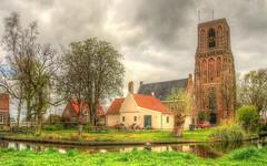 Ransdorp (Skylark92) Tags: nederland netherlands holland noordholland amsterdam landelijk noord town village dorp church kerk ransdorp