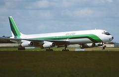 EI-CGO 7079 (David Fox Dublin) Tags: aerturas douglasdc863 dc8 dublin