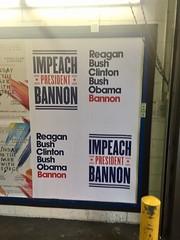 Impeach President Bannon (wallyg) Tags: impeach president bannon impeachpresidentbannon presidentbannon manhattan midtown nyc ny newyorkcity newyork