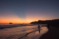 Mazunte Zipolite Beach sunset Mexico-5