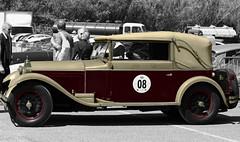 Salon Auto Rétro Fréjus (hans pohl) Tags: france var automobile noiretblanccoloré blackandwhite coloured expositions