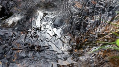 Sunday-walk (vuokkopeter) Tags: nature natur luonto spring kevät frühling saksa germany deutschland meckbach ludwigsau wasser water vesi puro bach reflektion reflection heijastus