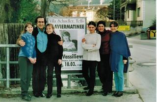 Michel Sogny et ses élèves Villa Schindler Autriche