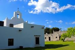 Mission Buildings (Piedmont Fossil) Tags: goliad state park texas mission espiritu santo