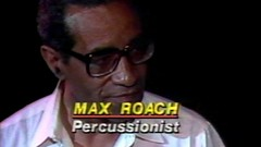 1982 - News - Max Roach at The Kool Jazz Festival w/Will Spens - WABC-TV7 New York (VideoArcheology) Tags: videoarcheology 1982 news max roach the kool jazz festival wwill spens wabctv7 new york