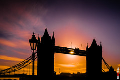 Tower Bridge Silhouetted (BigRedTroll) Tags: british uk architecture attraction bridge britain building classic color england english famous gothic historic landmark london monument old orange outline pink profile silhouette structure tourism touristattraction tower towerbridge tradition vacation