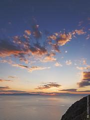Sinking sun (and641) Tags: nikond810 nikonfx greece mountathos agiooros macedonia sunset landscape nikkon2485