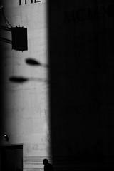 (Paul is Moody) Tags: mono blackandwhite bnw street streetphotography urban minimal light shadows scale chicago strideby cityscape