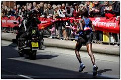 Daniel WANJIRU Winner Virgin Money London Marathon 2017