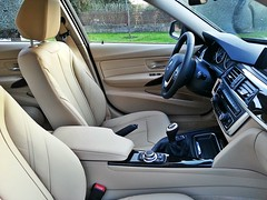 BMW Serie 3 (asientos delanteros)