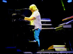 Geoff Downes (mothclark62) Tags: world show new uk playing jeff rock downs one for three europe european tour close theatre britain geoff live album yes stage united gig great group band first kingdom going albums edge oxford tuesday april 70s jeffrey 29 date geoffrey seventies triple the downes 2014