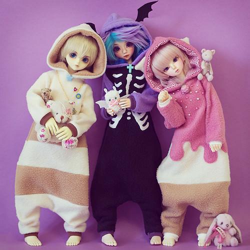 Пижама на куклу своими руками 476
