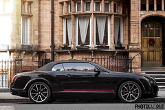 Bentley Continental Supersports Convertible ISR Edition (Photocutout) Tags: london cars continental convertible knightsbridge edition bentley sportscars supercars supersports isr photocutout