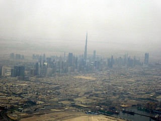 Dubai - strong contrasts between past and the future