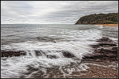 Por las playas de Asturias (Fernando Fornis Gracia) Tags: espaa costa landscape mar asturias playa paisaje nubes cantbrico costaverde