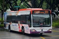 SBS Transit Mercedes-Benz O530 Citaro EvoBus (nighteye) Tags: bus singapore arc mercedesbenz sbstransit citaro evobus o530 eurov service123  alexandraretailcentre sbs6024t