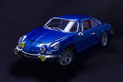 Alpine A110 (E.Molo89) Tags: car canon model alpine a110 lampista strobist alpinea110