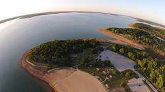 D2014May02194424DJI00034 (Walker the Texas Ranger) Tags: park lake ray state tx du aerial roberts isle denton bois