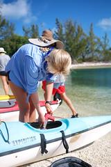 K4 Departs on 8-Day Kayak Expedition (The Island School) Tags: is kayak departure k4 2014 islandschool 8day springsemester
