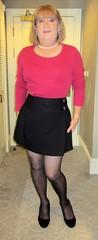 Black Skirt plus (Trixy Deans) Tags: she cute sexy classic tv cd skirt crossdressing tgirl tranny transvestite trans transgendered crossdresser crossdress skirts tg sexylegs transsexual shemale shortskirt tgirls transvesite sexyheels trixydeans sexytransvestite