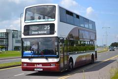 Lothian 633 SN53AVZ (Will Swain) Tags: uk travel light shopping scotland edinburgh centre north transport may tram rail trams 31st lothian 2014 gyle 633 sn53avz