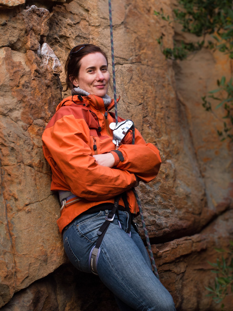 Nichelle Swanapole, Cederberg, South Africa