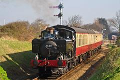 IMG_9450 (Kev Gregory) Tags: golf sussex kent no north norfolk railway steam course east service holt sir a4 railways nigel gala sheringham gwr 1638 lner nnr hawksworth 1246 60007 16xx 2m26