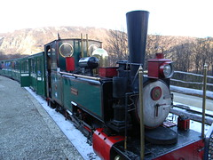 Tren del Fin del Mundo-Ushuaia