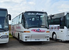 EIG 7403: Globe, Barnsley (originally N277 DWY) (chucklebuster) Tags: club globe futura bova