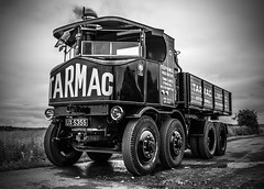 Super Sentinel **Explored** (Blaydon52C) Tags: black monochrome vintage wagon gold railway steam vehicles lorry vehicle sentinel waggon tanfield dg8