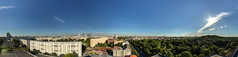 Berlin Skyline (Nachtwchter) Tags: panorama berlin skyline fernsehturm friedrichshain dri hdr berlinmitte tonemapping montklamott