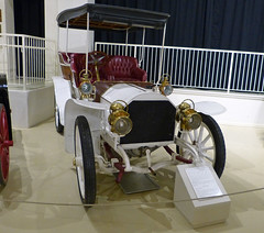 1903 Mercedes Simplex Tourer (lucre101) Tags: history museum mercedes head maine historic transportation rare owls daimler 1903 tourer simplex gesellschaft motoren worldcars