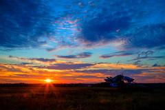 May Sunset in Allen (Ian Aberle) Tags: sunset summer landscape construction texas allen unitedstates cloudy hdr lightroom 2014 3xp photomatix tonemapped canonef24105mmf4lisusm 2ev tthdr realistichdr detailsenhancer camera:make=canon exif:make=canon geo:state=texas canoneos7d geo:countrys=unitedstates exif:lens=ef24105mmf4lisusm camera:model=canoneos7d exif:model=canoneos7d exif:focallength=24mm exif:aperture=11 geo:city=allen copyright2014ianaberle exif:isospeed=100 geo:lat=33118605 geo:lon=96683638333333