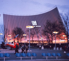 1964 New York Worlds Fair - General Motors (jeffs4653) Tags: newyork gm unitedstates slide flushingmeadows kodachrome foundphoto worldsfair 1964 generalmotors