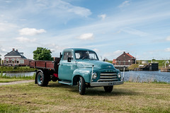 Opel Blitz Truck 1959 (Roberto Braam) Tags: light classic truck vintage nikon europa european thenetherlands event german vehicle oldtimer lightning groningen middle blitz weight opel 1959 vrachtwagen lkw termunterzijl vehikel 175t d300s 175t330 robertobraam 94bz18