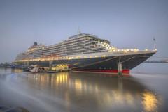 Queen Victoria in Liverpool (Explored 01/06/14) (Jeffpmcdonald) Tags: liverpool cunard queenvictoria merseyside rivermersey liverpoolcruiselinerterminal nikond7000 jeffpmcdonald may2014