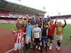 Elizabeth's Legacy of Hope Charity Football Tournament (PLMRLtd) Tags: charity football tournament amputees
