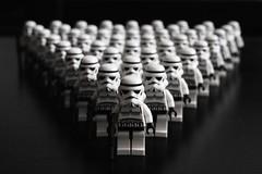 STAR WARS Stormtrooper -   (Akira Hsu ) Tags: ex star war lego stormtroopers sigma olympus stormtrooper wars f28 ep3 dn 30mm m43  mzd