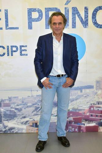José Coronado en la presetación de la segunda temporada