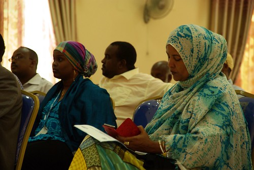 UN Women programme launch in Hargeysa, March 2014