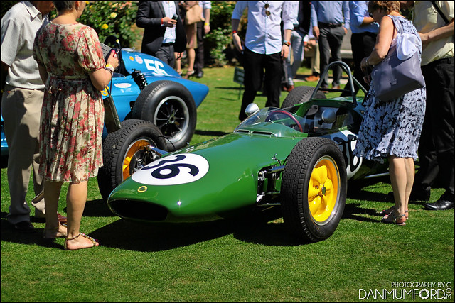 1961 Lotus Climax 21