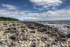 Sunshine Coast (Frank McNamara) Tags: canada beach rocks britishcolumbia ngc sunshinecoast droh