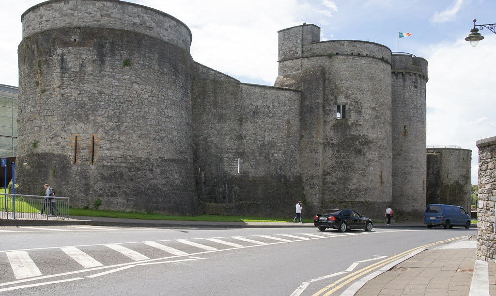 KING JOHN'S CASTLE IN LIMERICK - YOU MUST VISIT