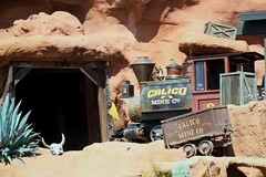 Calico Mine Ride